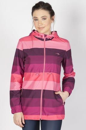 Trenchcoat   Sportswear Trenchcoat   Kadın Sportswear Trenchcoat MWSS1816400TCH022-YELLOWSİLK-EKRU-
