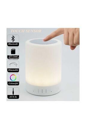 Escom Renk Değiştiren Led Işıklı Taşınabilir Kablosuz Bluetooth Hoparlör 3