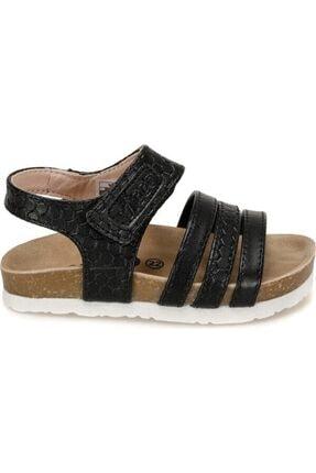 Vicco Kadın Siyah Sandalet 1