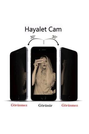 Telefon Aksesuarları Iphone Xs Max Gizli Hayalet 5d Tam Kaplayan Kırılmaz Cam ( Siyah ) 1
