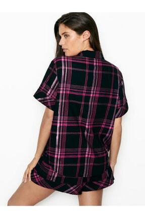 Victoria's Secret Kısa Şortlu Pijama Takımı 1