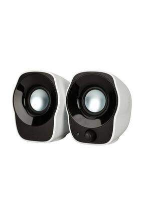 logitech Z-120 2.0 Usb Speaker 980-000513 0