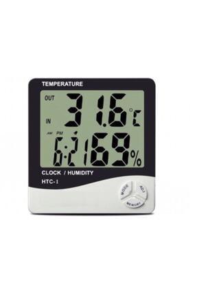 4D Master Htc-1 Termometre, Dijital Sıcaklık Ve Nem Ölçer- 0