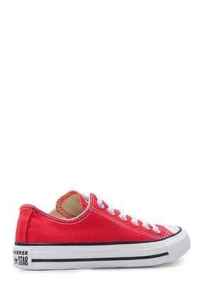 Converse Chuck Taylor All Star Unisex Kırmızı Kısa Sneaker (m9696c) 2