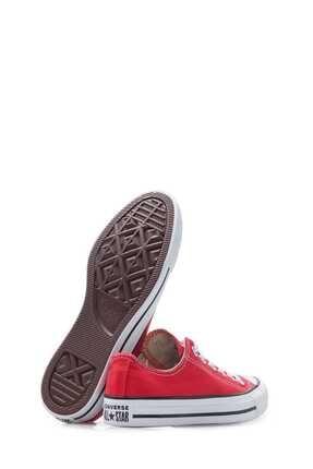 Converse Chuck Taylor All Star Unisex Kırmızı Kısa Sneaker (m9696c) 4