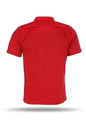 Beşiktaş TIRO19 POLO Kırmızı Erkek Kısa Kol T-Shirt 101117529 4