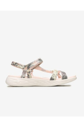 Skechers ON-THE-GO 600 - BOA Kadın Pembe Sandalet 16320 LPMT 1