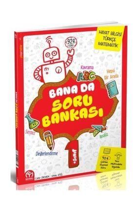 Model Yayınları 1 Sınıf Banada Soru Bankası 0