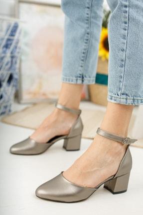 MERVE BAŞ Topuklu Klasik Ayakkabı 0