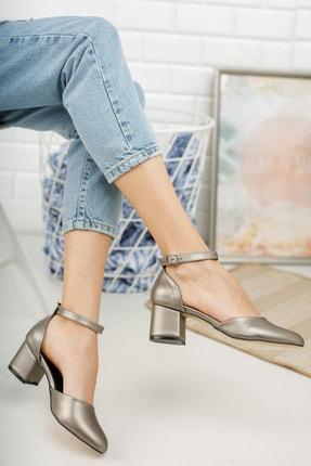 MERVE BAŞ Topuklu Klasik Ayakkabı 1