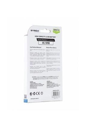 Syrox S5 / G900 Samsung Batarya 1