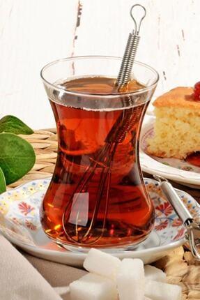 Nova Casa 6'lı Çırpıcı Şeklinde Çay Kaşığı 1