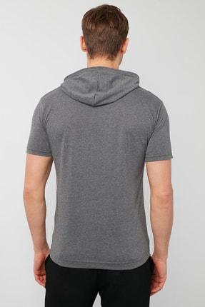Buratti % 100 Pamuklu Kapüşonlu Slim Fit T Shirt 5412021 3