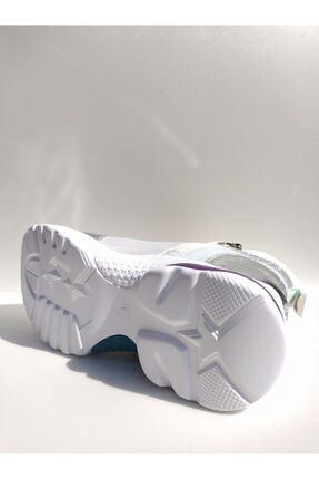 Guja Kadın Gümüş Spor Ayakkabı 4