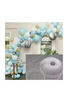 DENİZ Balon Zinciri Aparatı 5 Metre 2