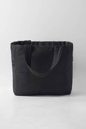Addax Kadın Siyah Askılı Çanta Ç419 - A6 Adx-0000023780 1