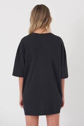 Addax Baskılı T-shirt P9528 - R13 4
