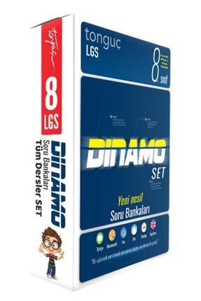 Tonguç Akademi Yayınları 8. Sınıf Dinamo Tüm Dersler Soru Bankası Set 0