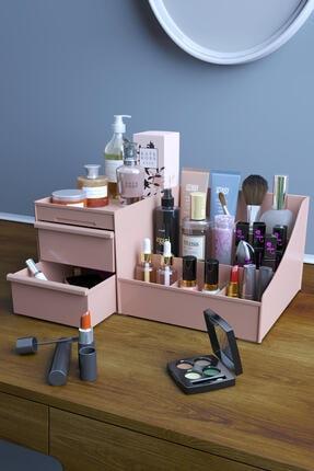PUFWİN Elegance Makyaj ve Kozmetik Düzenleyici Organizer 1