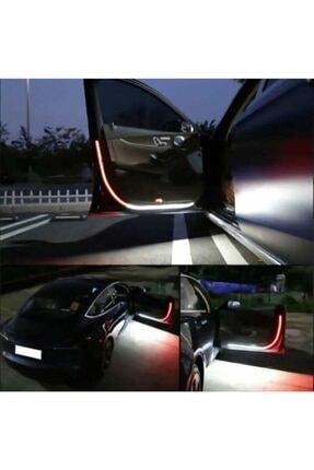 rennway Led Araba Işıkları Araba Kapı Açma Uyarı Işığı 2 Adet Kapı Ikaz Ledi 0