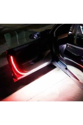 rennway Led Araba Işıkları Araba Kapı Açma Uyarı Işığı 2 Adet Kapı Ikaz Ledi 2
