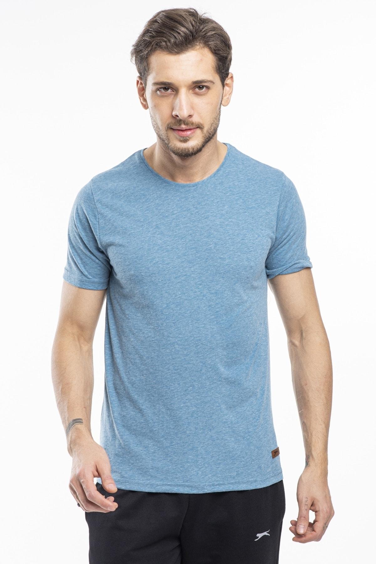 Bıon Erkek T-shirt Petrol St11te111