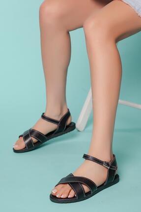 Muggo Sndt01 Kadın Sandalet 0