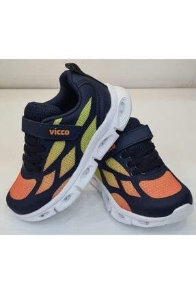 Vicco Erkek Çocuk Işıklı Günlük Spor Ayakkabıları 346p21y115 4