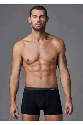 تصویر از 2 Adet Erkek Compack Düz Boxer