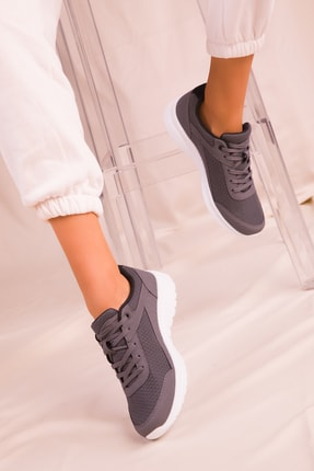 Soho Exclusive Füme Kadın Sneaker 15930 2