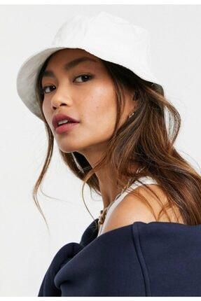 Y-London 13372 Beyaz Bucket Şapka 0