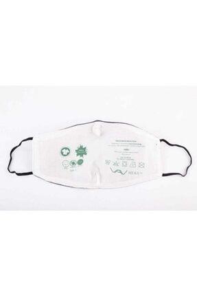 VAV WEAR Antibakteriyel Kumaş Steril Paket Bez Maske 4