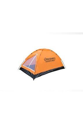 Discovery Tek Kişilik Taşıma Çantalı Kamp Çadırı 0