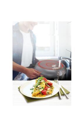 TEFAL Titanyum 1x Extra Cook&clean Difüzyon Tabanlı Wok Tava - 28 Cm 4
