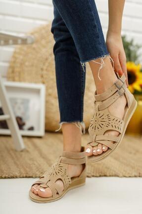 Muggo Ays62 Kadın Sandalet 1