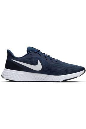 Nike Erkek Lacivert Revolutıon Spor Ayakkabı 5 Bq3204-400 2