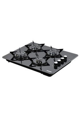 KUMTEL Ko-40 Tshdf Siyah Set Üstü Cam Ocak ( 8mm ) 1