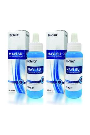 Bio Hira Biohira Mavi Su Saç Bakım Serumu 60 Ml 2 Adet 0