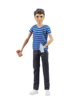Barbie Bebek Bakıcısı Serisi Erkek Bebek ve Aksesuarları FNP43-FHY89 2