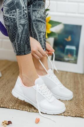 Muggo Svt03 Ortopedik & Terletmez Kadın Sneaker 1
