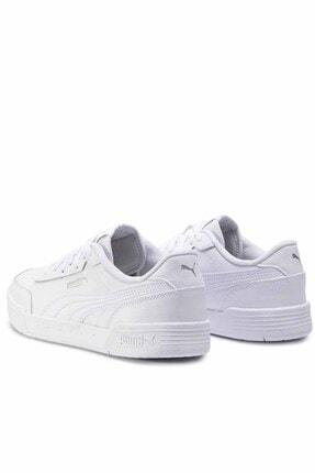 Puma Caracal Unisex Günlük Spor Ayakkabı 369863 02 Beyaz 3