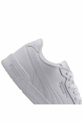 Puma Caracal Unisex Günlük Spor Ayakkabı 369863 02 Beyaz 4