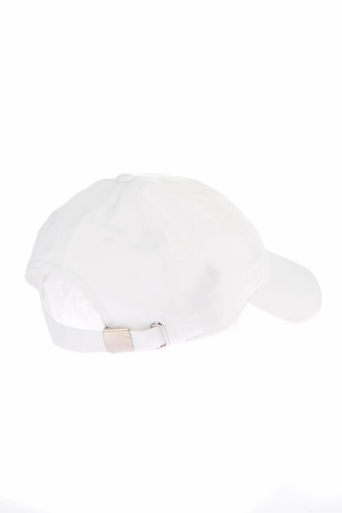 Nike Unisex Şapka - U Nk H86 Cap Metal Swoosh - 943092-100
