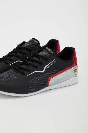 Muggo Erkek Siyah Sneaker Fr5263 3
