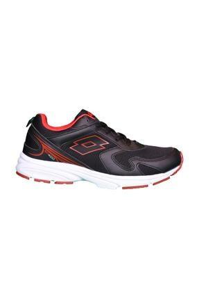 Lotto Koşu Ayakkabı - Bento - T1262 - Kırmızı-siyah 4
