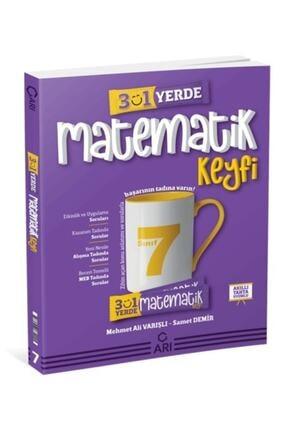 Arı Yayıncılık 7. Sınıf 3 ü 1 Arada Matematik Keyfi Konu Anlatımlı Soru Bankası 0