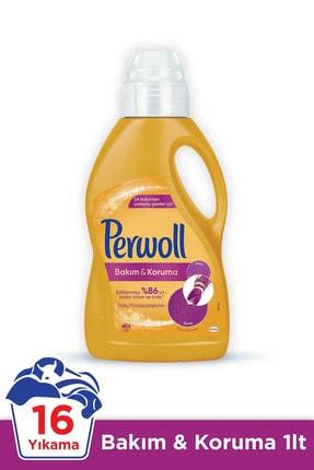 Perwoll Hassas Bakım Sıvı Çamaşır Deterjanı  4 x 1L (64 Yıkama) Siyah + Renkli + Bakım Onarım + Beyaz 2