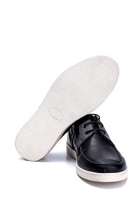 Derimod Erkek Siyah Deri Casual Ayakkabı 3