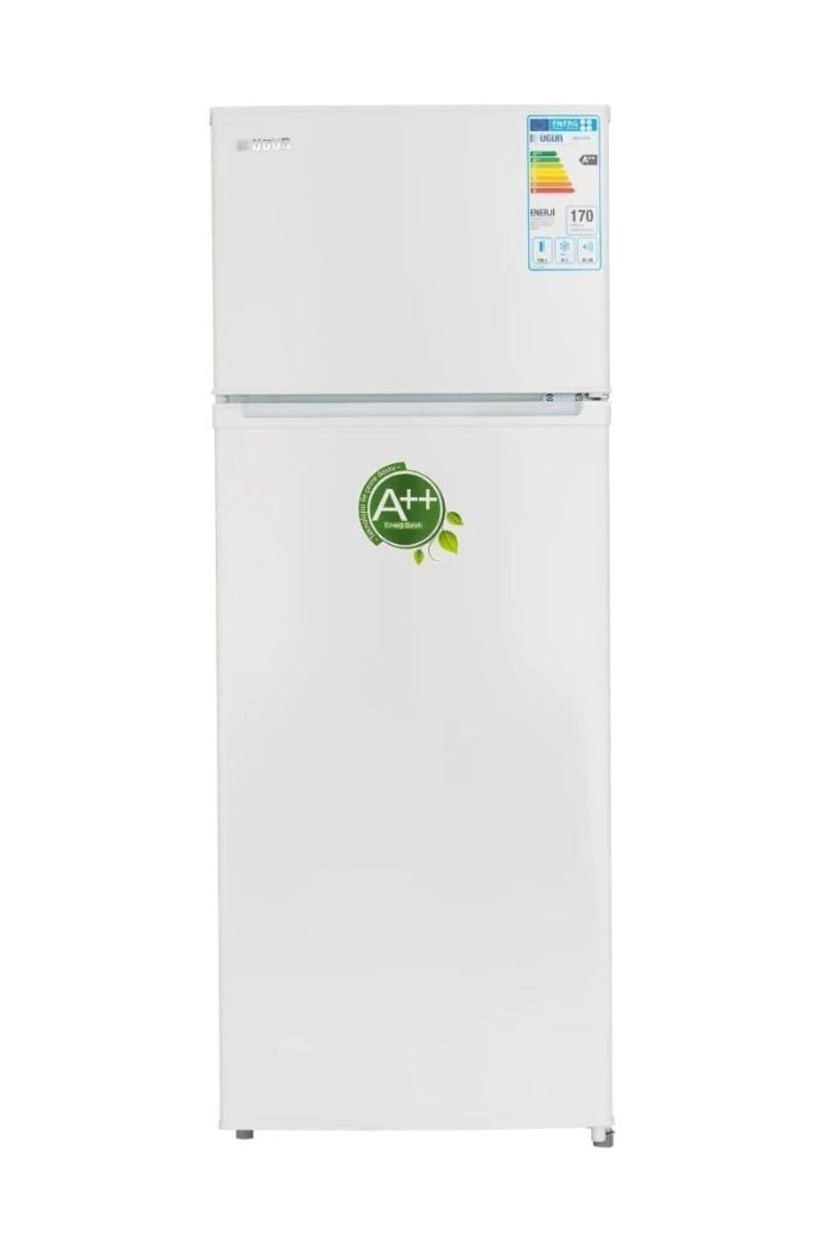 UES 273 D2K A++ Çift Kapılı Buzdolabı