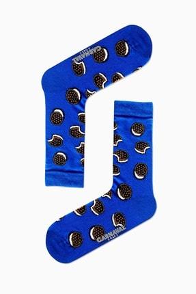 CARNAVAL SOCKS 7'li Carnaval Renkli Tasarım Çorap Set 1027 2